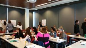 Participants from the So Cal BSI Coordinators Event